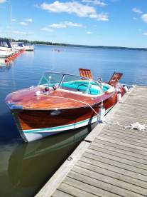 Riva Ariston Vintage 1958
