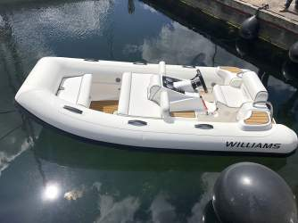 Williams Turbojet 325 RIB